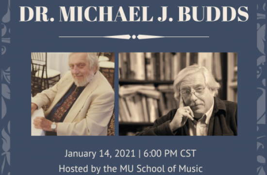 Virtual Memorial Service for Dr. Budds